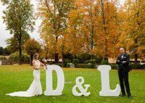 Iniciales para bodas, Viual Store