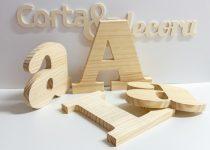 Letras de madera personalizadas, Viual Store