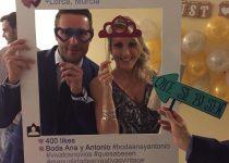 Photocall instagram personalizado, Viual Store