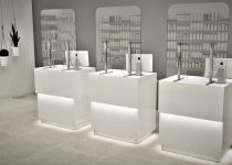 Mamparas proteccion mostradores, Viual Store