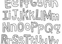 Modelos de letras para rotular, Viual Store